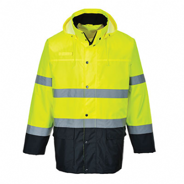 Portwest lite two tone traffic jacket S166